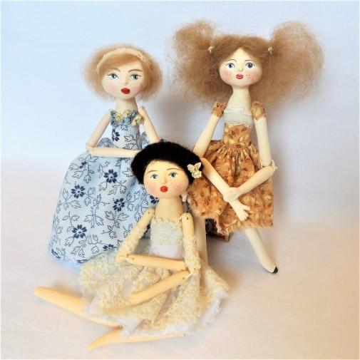 Teena Surma Doll 1 of 3